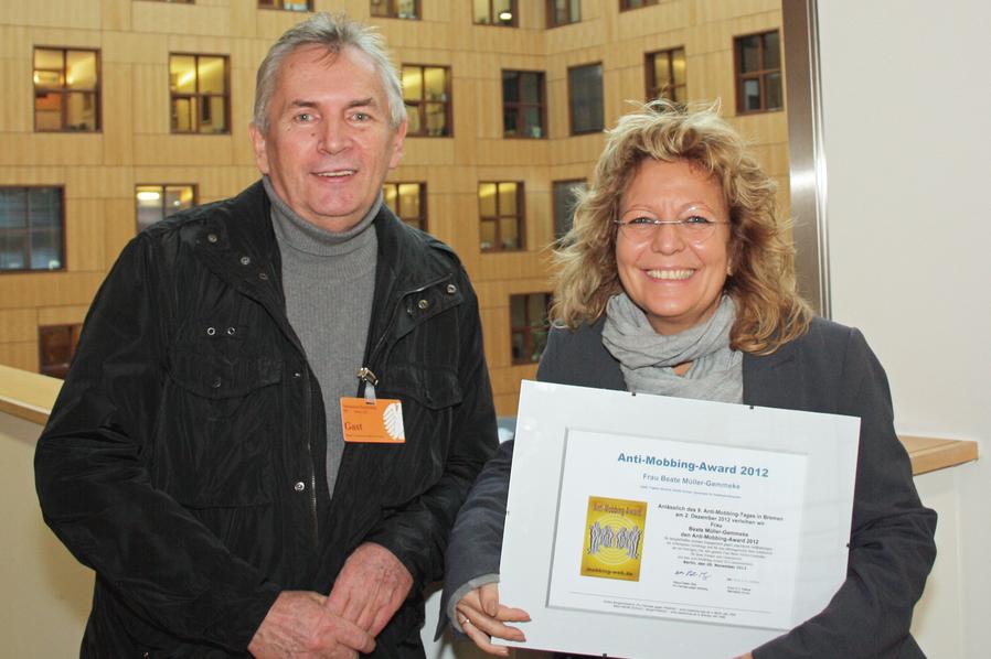 AntiMobbing Award